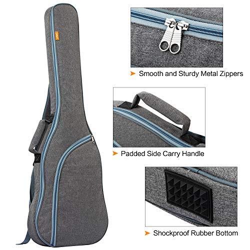 Cahaya electric guitar padded bag