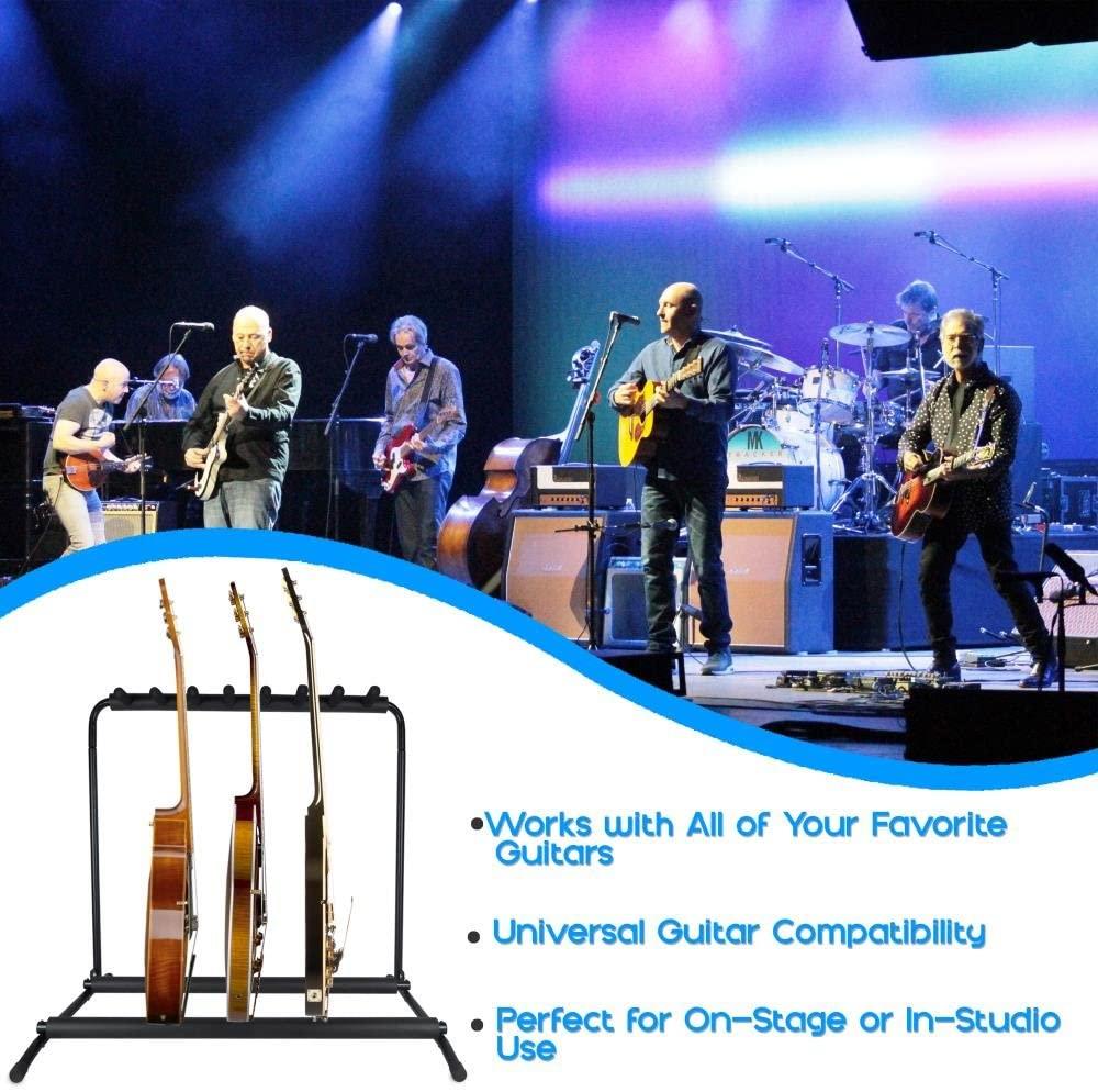 Pyle Multi Guitar Stand